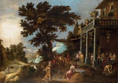 Sebastiaen Vrancx Antwerp 1573