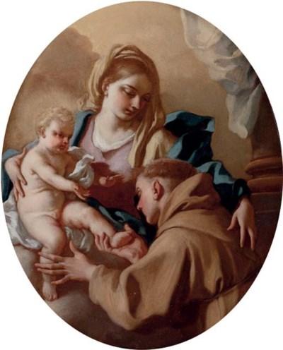 Francesco de Mura Naples 1696-