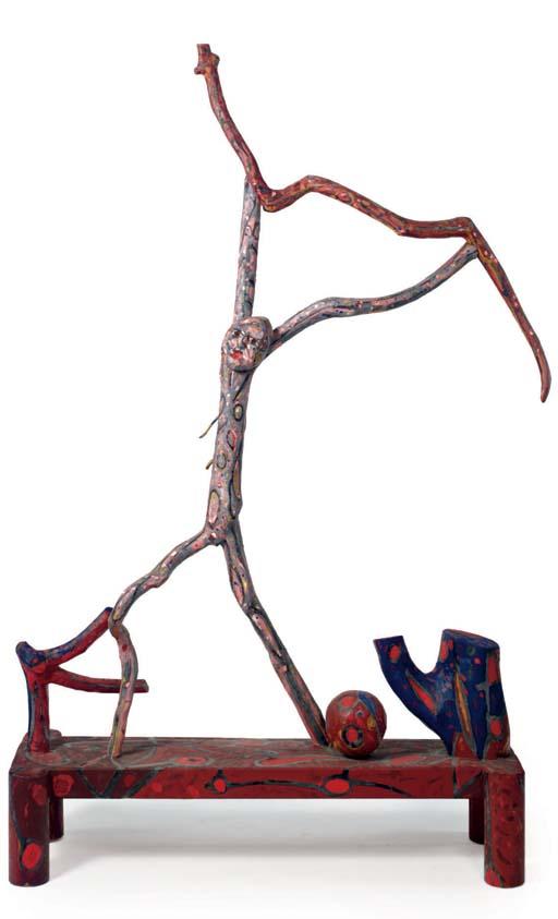 Untitled (Snake Dancer)