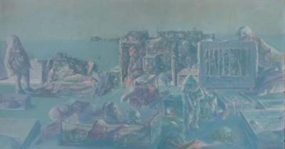 Miodrag Djuric Dado (B. 1933)