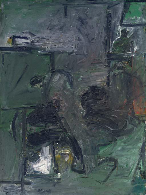 Milton Resnick (1917-2004)