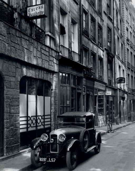 Rue de la Huchette, Paris, 1949