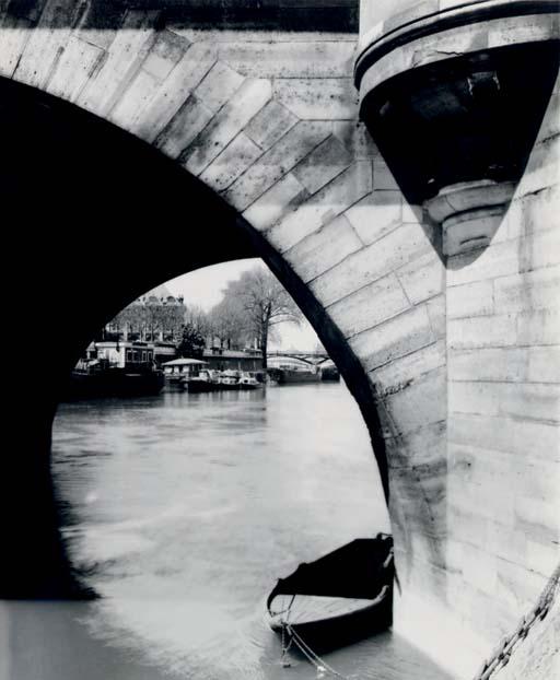 Pont Neuf, Paris, 1950