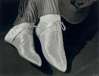 Gold Lamé Shoes, 1935