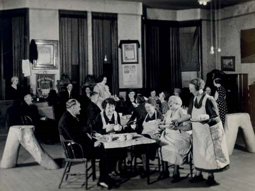 MARGARET BOURKE-WHITE (1904-19