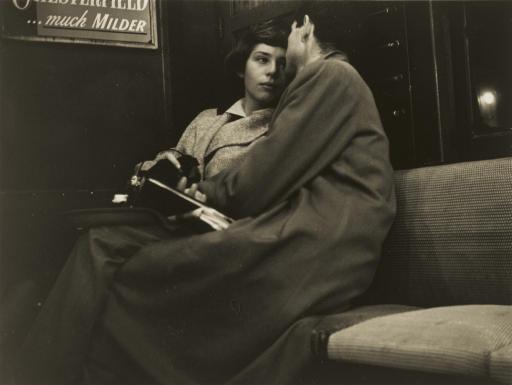 Subway Lovers, 1949