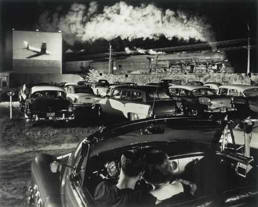 Hotshot, Eastbound, Iaeger, West Virginia, 1956