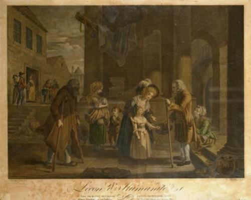 D'APRES MARTIN DROLLING (1752-