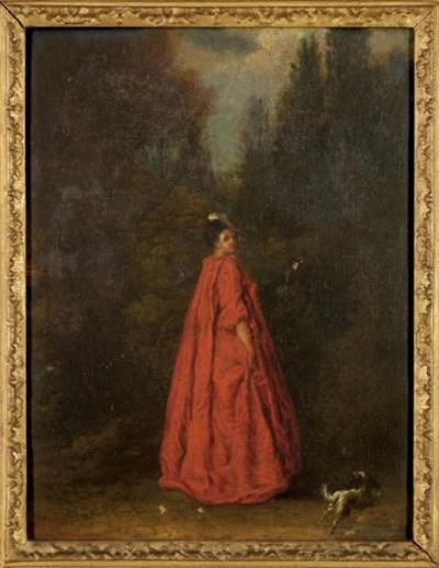 MANIERE D'ANTOINE WATTEAU