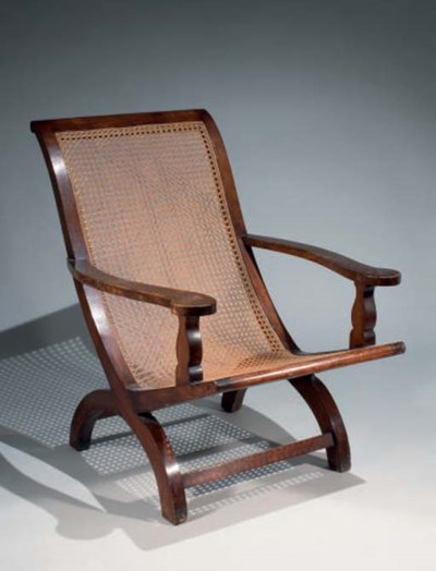 FAUTEUIL ANGLO-INDIEN VERS 190