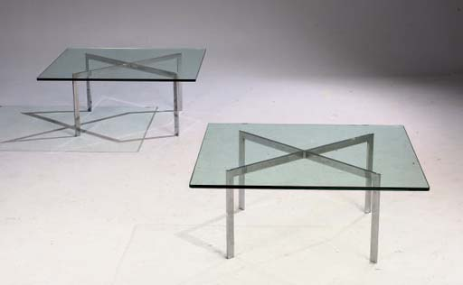 LUDWIG MIES VAN DER ROHE (1886-1969) POUR KNOLL