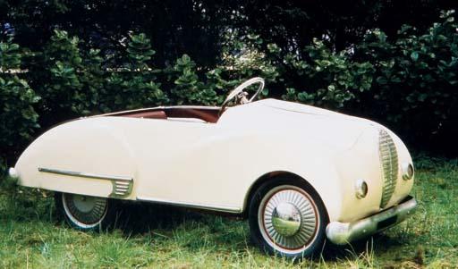 P. GUY - Delahaye 135 - Circa 1950