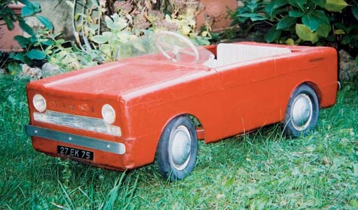 EUREKA - Simca 1000 - Circa 1962