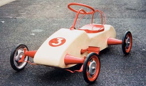 DEVILAINE - Super-Kart - Circa 1957