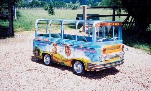 AUTOPEDE - Autocar de manège - Circa 1975