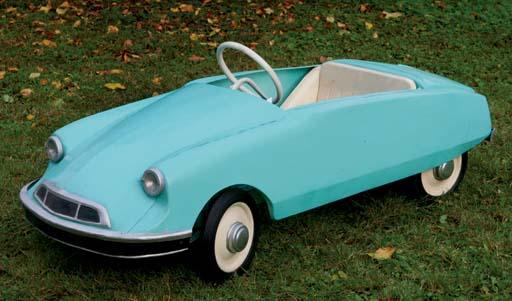 DEVILLAINE - Citroën DS 19 cabriolet - Circa 1960
