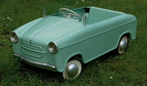 DIAMANT - Vespa 400 - Circa 1958