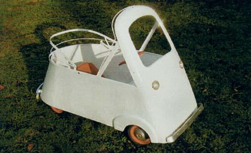 DEVILLAINE - Velam Isetta - Circa 1956