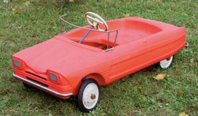 TRIANG - Citroën Ami 6 - Circa