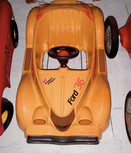 TOY'S-TOY'S - Ford 1936 - Circ