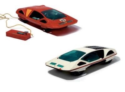Ferrari Modulo; une paire de j