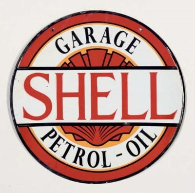 Shell; une importante plaque é