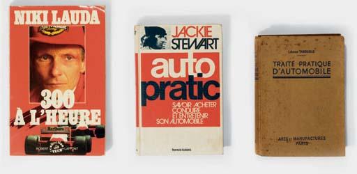 Traité Pratique d'Automobile;