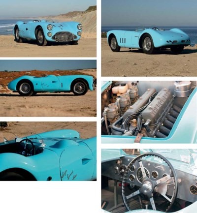 Ex-automobile de Froilan Gonza