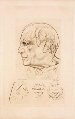PAUL PIERRE LEMAGNY (1905-1977