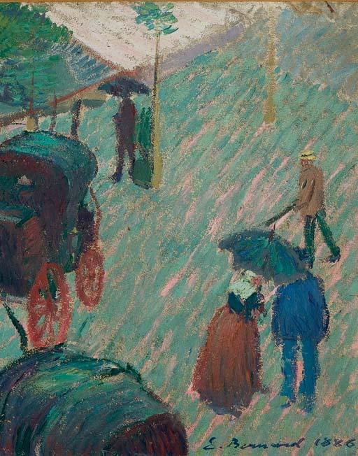 EMILE BERNARD (1868-1941)