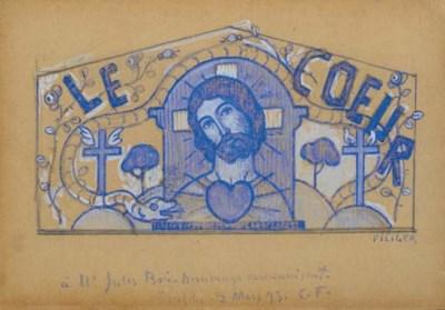 CHARLES FILIGER (1863-1928)