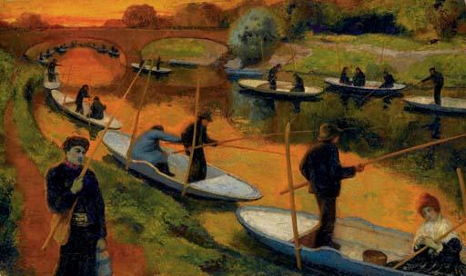 GEORGES RASETTI (1851-1931)