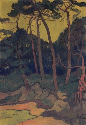 GEORGES LACOMBE (1868-1916)