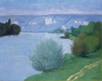 FELIX VALLOTTON (1865-1925)