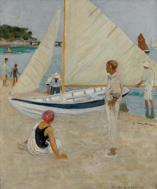 RAOUL DU GARDIER (1871-1954)