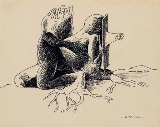 MARCEL JEAN (1900-1993)
