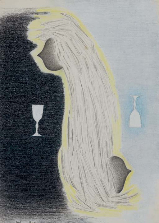 MERET OPPENHEIM (1913-1985)
