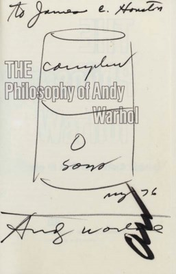 WARHOL Andy (1928-1987). The P