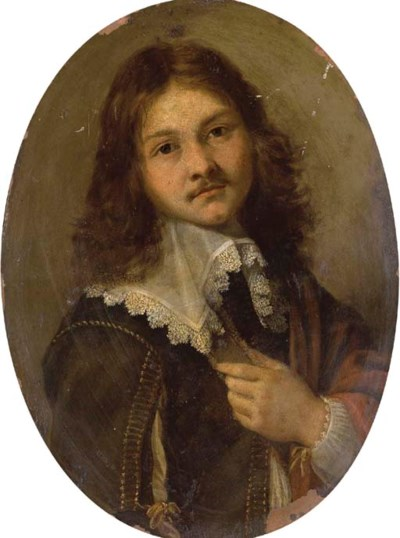 GONZALES COQUES (ANVERS 1614-1