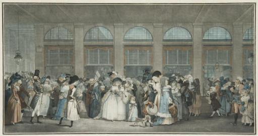 Promenade de la Galerie du Palais-Royal (Fenaille 11)