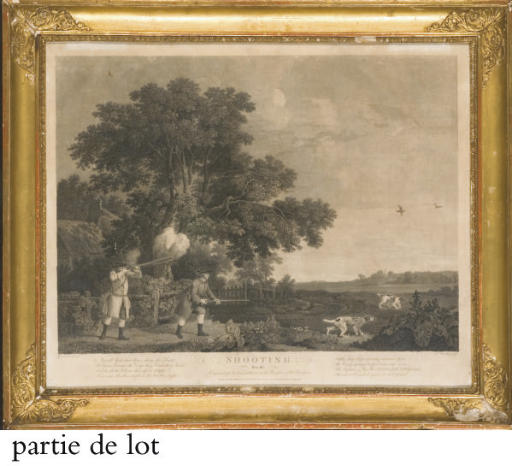 D'APRES GEORGE STUBBS (1724-1806)
