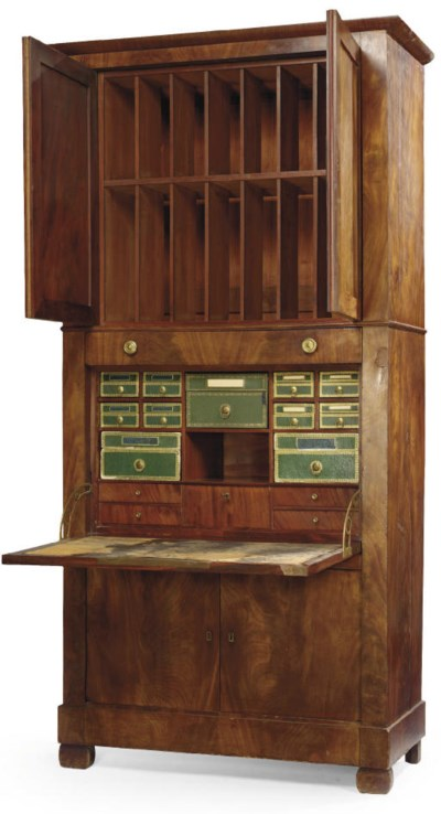 SECRETAIRE D'EPOQUE EMPIRE