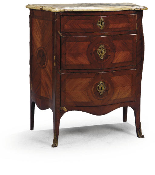 COMMODE DE LA SECONDE MOITIE D