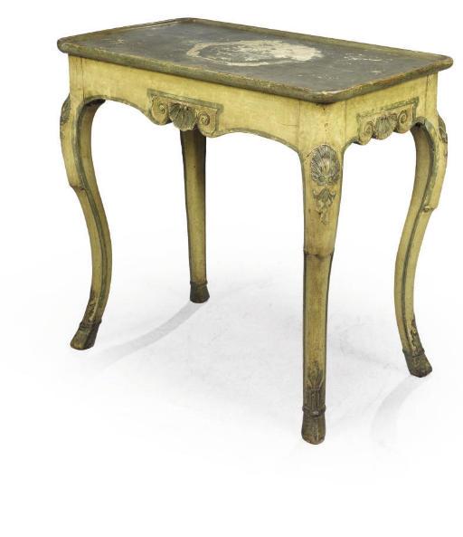 TABLE EN CABARET D'EPOQUE REGE