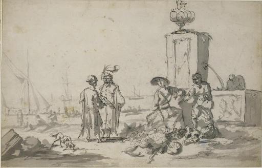 ZACHARIAS BLIJHOOFT (MIDDELBUR