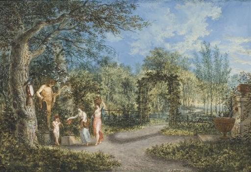 SALOMON GESSNER (ZURICH 1730-1