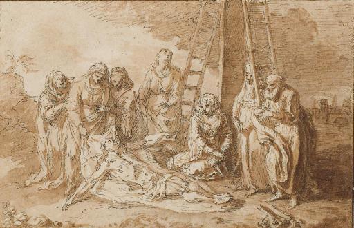 CLAUDE GILLOT (LANGRES 1673-17