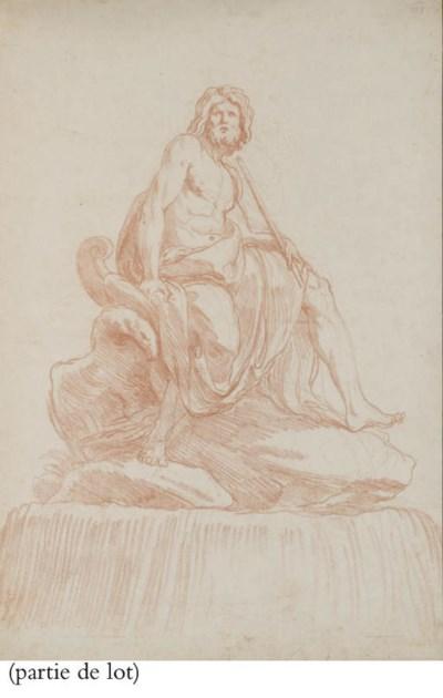 EDME BOUCHARDON (CHAUMONT 1698