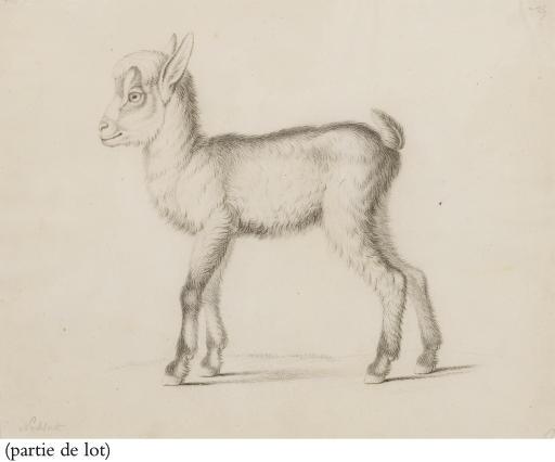 Nicolas II Huet (Paris 1770-18