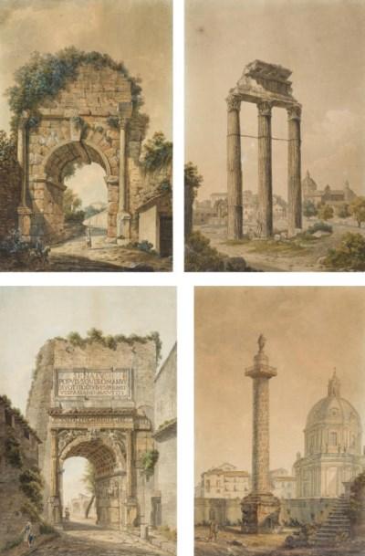 Attribué à Louis-Abraham-Rodol